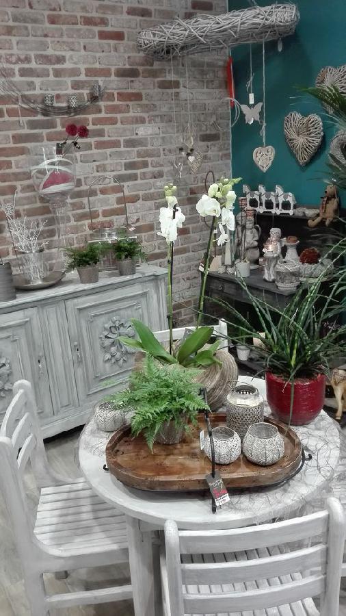 Fleurs Camaïeu Côté Jardin artisan fleuriste professionnel ...